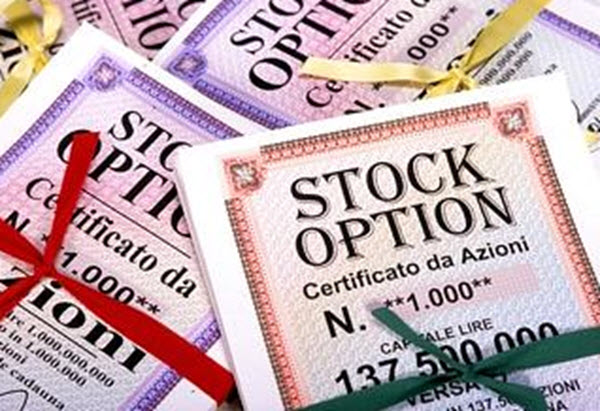 Gaap rules for stock options