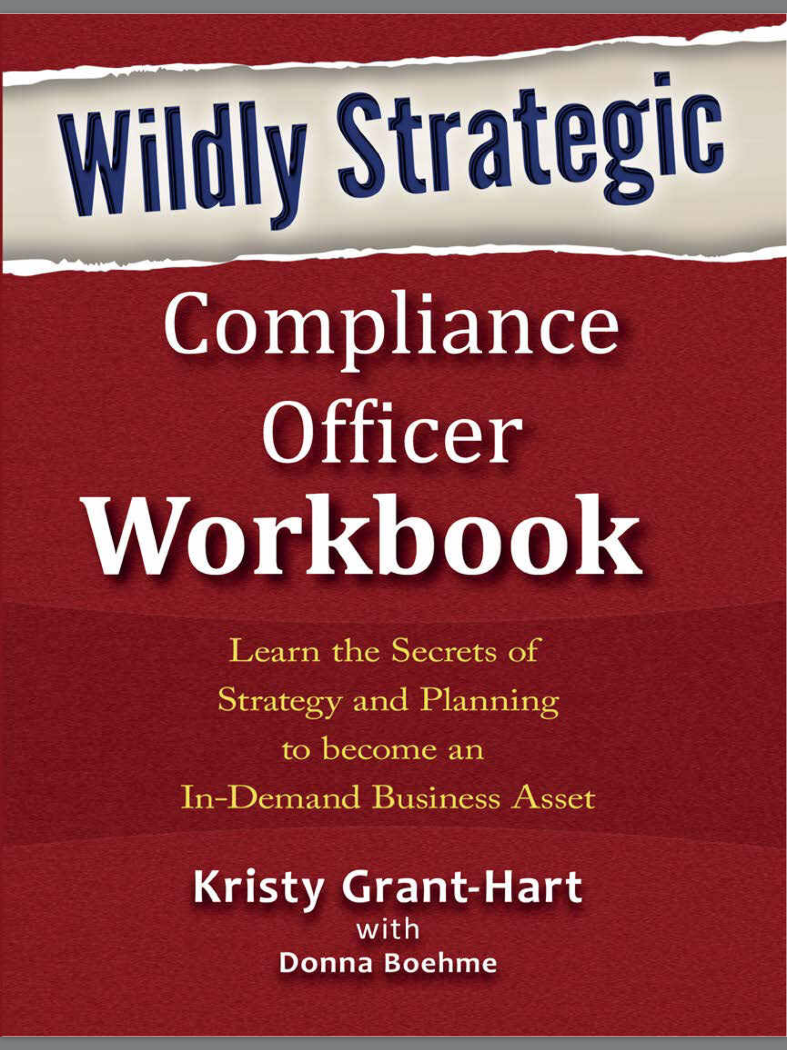 Book wildly strategic compliance officer radical compliance - Compliance officer certification programs ...