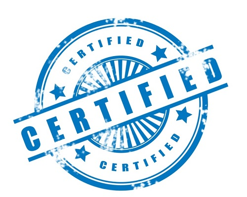The Compliance Certifications Decoder! - Radical Compliance