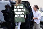 Fresh angle of Melania Trump jacket photo...